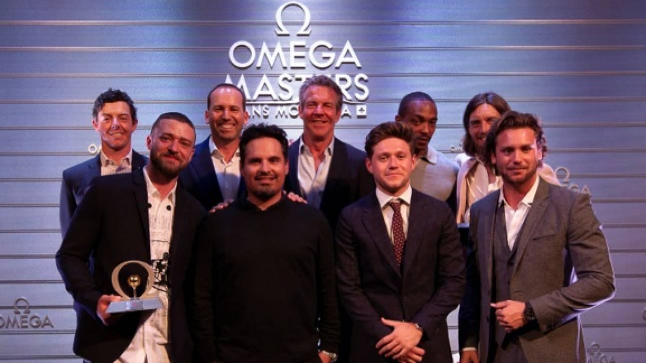 Η εκδήλωση OMEGA Celebrity Masters σηματοδότησε μια συναρπαστική συγκέντρωση γκολφ