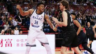 Μοντομπάσκετ 2019: Ελλάδα – Νέα Ζηλανδία 103-97 - Πρόκριση στους «16» για την Εθνική