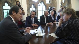 Κυπριακό: «Μάχη χαρακωμάτων» στις διαπραγματεύσεις για τους όρους αναφοράς