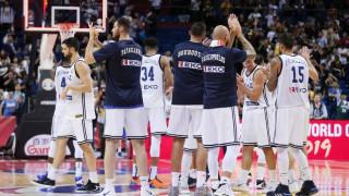 Μοντομπάσκετ 2019: ΗΠΑ και Τσεχία οι επόμενοι αντίπαλοι της Εθνικής
