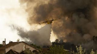 Πορτογαλία: Τραγικός θάνατος πιλότου - Σκοτώθηκε την ώρα κατάσβεσης πυρκαγιάς