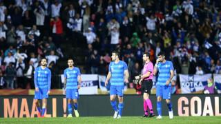 Φινλανδία-Ελλάδα 1-0: Νέα ήττα για την Εθνική