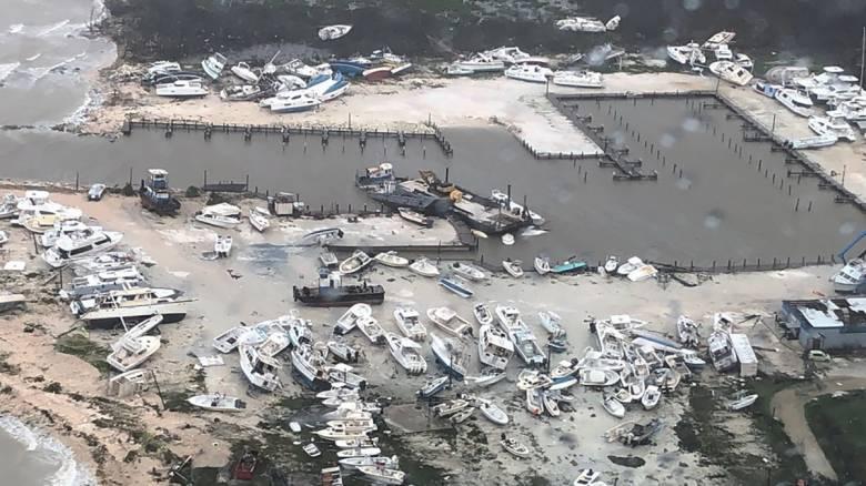Μπαχάμες: Αυξήθηκαν οι νεκροί του τυφώνα Ντόριαν