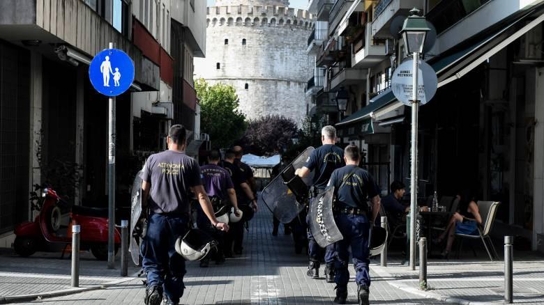 ΔΕΘ 2019: «Αστακός» η Θεσσαλονίκη - Ποιοι δρόμοι θα είναι κλειστοί