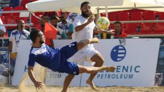 Όμιλος ΕΛΠΕ: Υπερήφανος Χρυσός Χορηγός  στους «2ους Μεσογειακούς Παράκτιους Αγώνες - Πάτρα 2019»