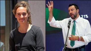 Ιταλία: Δικαστική έρευνα σε βάρος του Σαλβίνι μετά την αγωγή της Ρακέτε