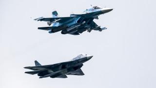 Ρωσία: Δύο μαχητικά Su-34 συγκρούστηκαν στον αέρα