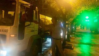 Μπακογιάννης: Άρχισε το συστηματικό πλύσιμο των κάδων του Δήμου Αθηναίων