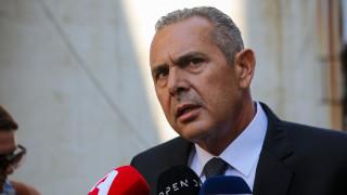Κατάθεση Καμμένου στην Εισαγγελία Διαφθοράς - Τι δήλωσε μετά το πέρας της