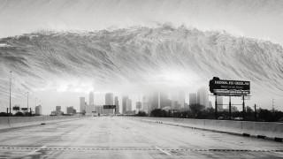 Drowning Sky: Ένας φωτογράφος δημιουργεί, με το φακό και το Photoshop, μια εφιαλτική πραγματικότητα