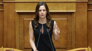 Αχτσιόγλου: Ο βάσιμος λόγος απόλυσης είναι κεκτημένο του ευρωπαϊκού δικαίου