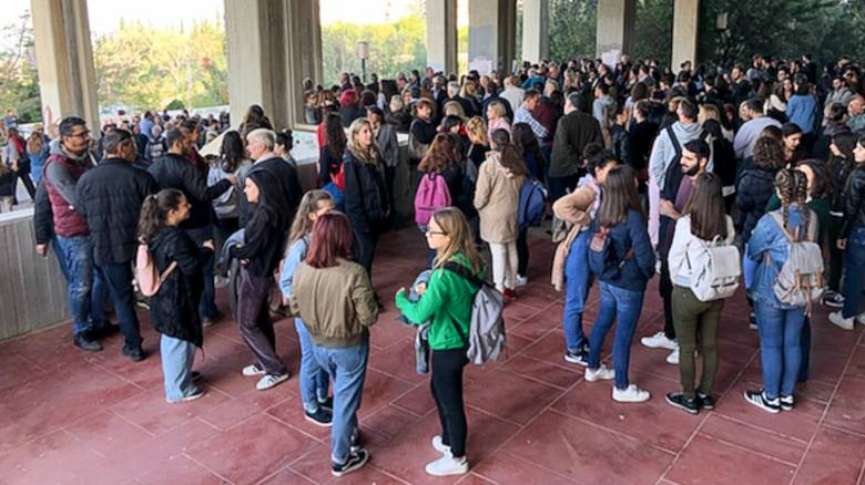 ΓΣΕΕ: Πρωτιά της Ελλάδας στην ΕΕ σε άνεργους πτυχιούχους