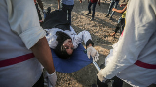 Γάζα: Δύο Παλαιστίνιοι νεκροί από ισραηλινά πυρά - Δεκάδες τραυματίες