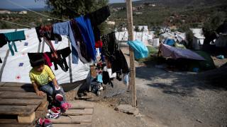 Ασφυξία στη Μόρια: 10.000 άτομα σε άθλιες συνθήκες - 424 νέες αφίξεις σήμερα