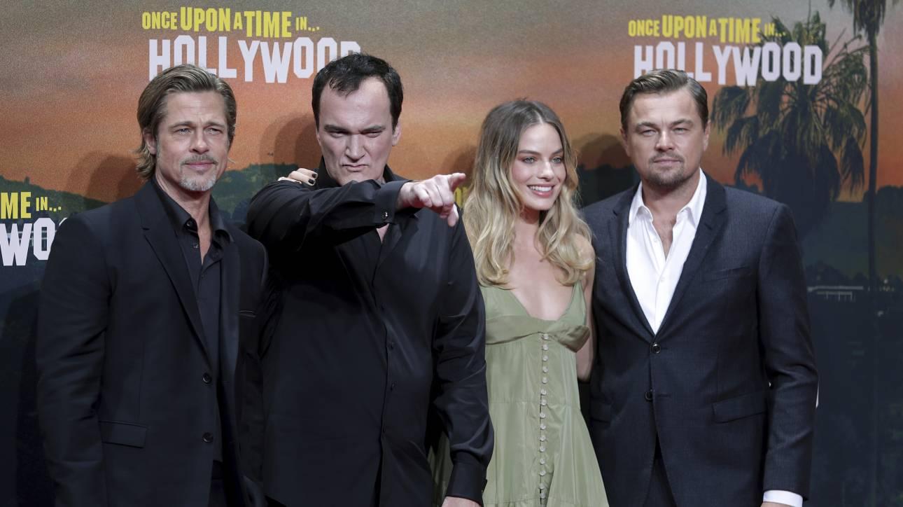 Κάποτε στο Χόλιγουντ: Το σχόλιο του Ταραντίνο για τη βία