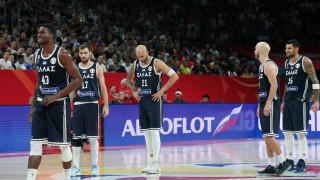 Μουντομπάσκετ 2019: Ήττα της Ελλάδας από τις ΗΠΑ