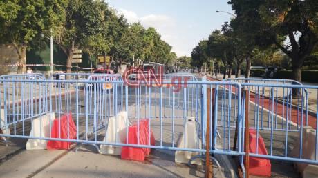 ΔΕΘ 2019: Κλειστοί δρόμοι και χιλιάδες αστυνομικοί στη Θεσσαλονίκη