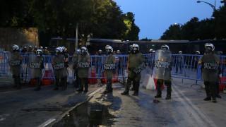 ΔΕΘ 2019: Μικρής έντασης επεισόδια στα συλλαλητήρια στη Θεσσαλονίκη