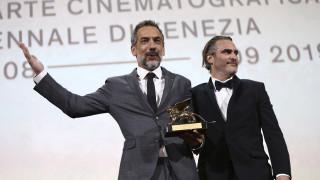 Φεστιβάλ Βενετίας: O Χρυσός Λέοντας απονεμήθηκε στο «Joker»