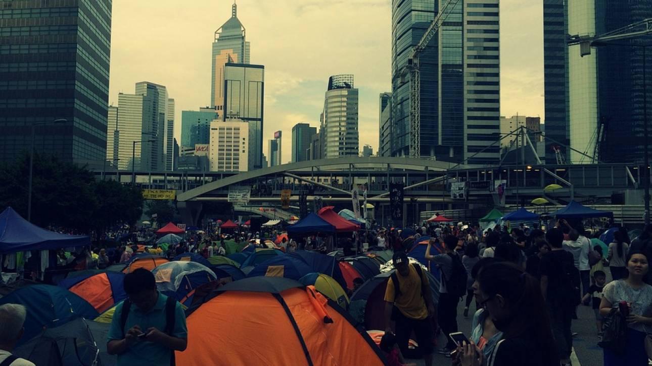 Ποιο είναι το προφίλ των διαδηλωτών στο Χονγκ Κονγκ;