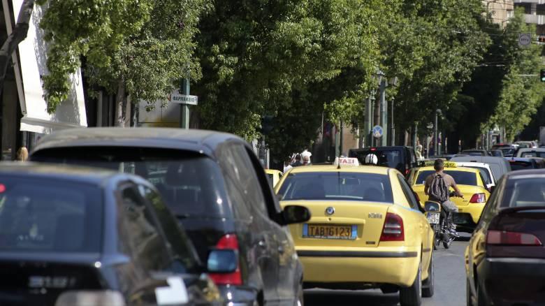 Κυκλοφοριακές ρυθμίσεις στο κέντρο της Αθήνας τη Δευτέρα