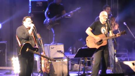 Λαυρέντης Μαχαιρίτσας: Η τελευταία του συναυλία