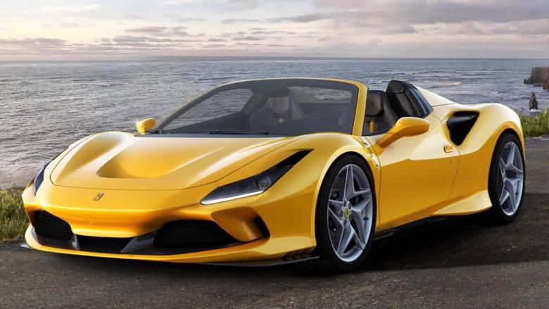 H Ferrari «άνοιξε» και την F8 και το αποτέλεσμα είναι εντυπωσιακό