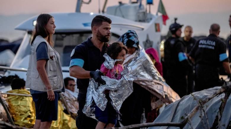 Πάνω από 200 πρόσφυγες και μετανάστες έφτασαν το Σαββατοκύριακο στη Μυτιλήνη