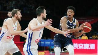Μουντομπάσκετ 2019: Οι καλύτερες στιγμές του πρώτου ημιχρόνου στο Τσεχία-Ελλάδα