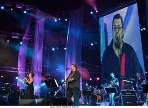 2012, συναυλία στο Καλλιμάρμαρο