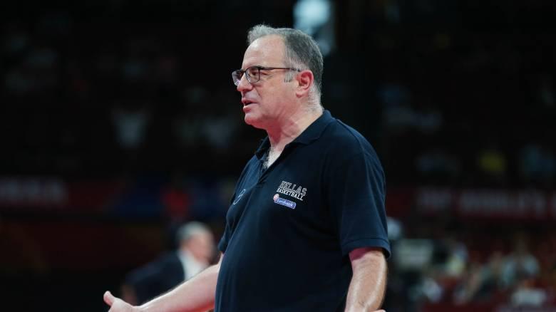 Μουντομπάσκετ 2019 - Σκουρτόπουλος: Είμαι υπεύθυνος για τον αποκλεισμό