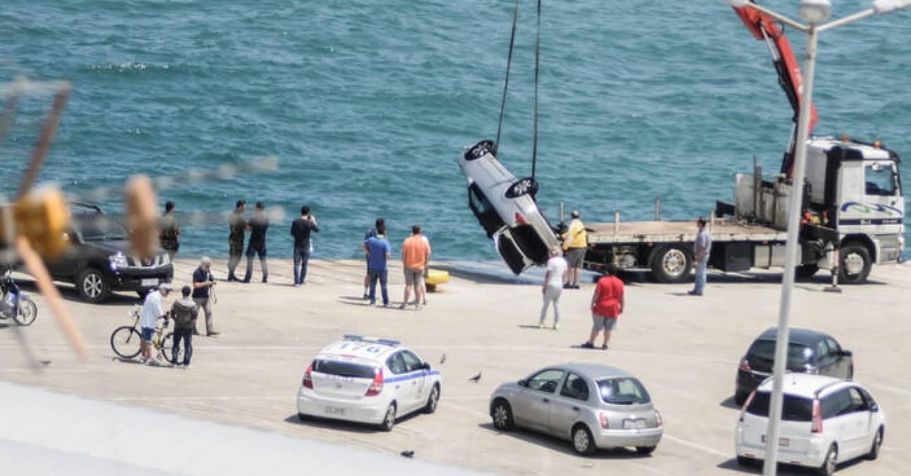 Πειραιάς: Θετικός στο αλκοτέστ ο 25χρονος που έπεσε με ΙΧ στη θάλασσα