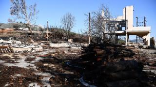 Καταγγελίες για καθυστερήσεις στην ανακατασκευή των σπιτιών στο Μάτι