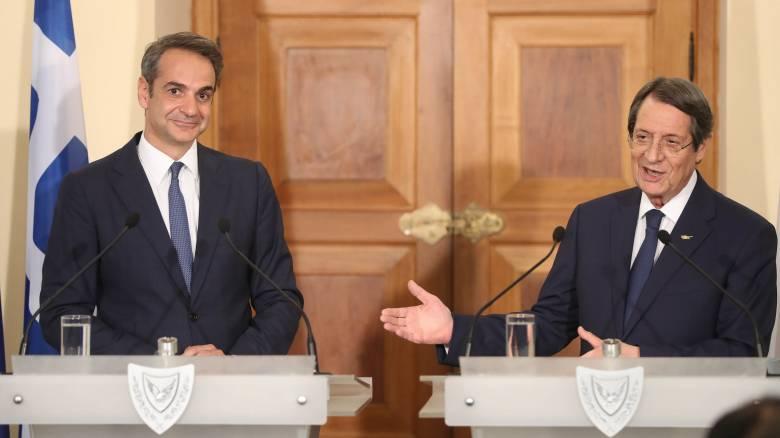 Ο Αναστασιάδης στην Αθήνα – Η Τουρκία δημιουργεί τετελεσμένα στην Αμμόχωστο