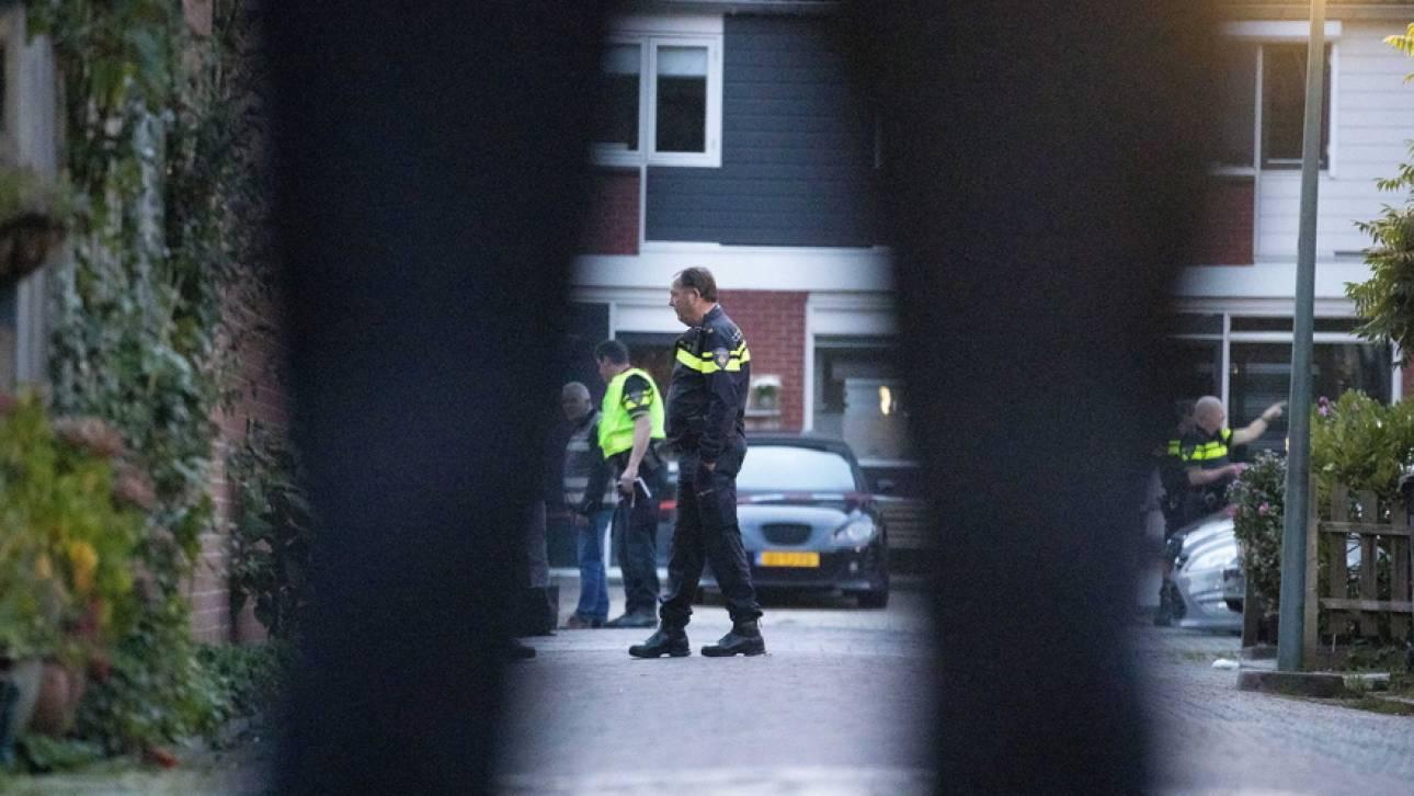 Οικογενειακή τραγωδία στη Ντόρντρεχτ: Αστυνομικός σκότωσε τα δύο παιδιά του κι αυτοκτόνησε