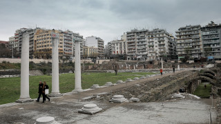 Μετρό Θεσσαλονίκης: Πλήθος αντιδράσεων για την εξαγγελία Μητσοτάκη για τα αρχαία στην 84η ΔΕΘ