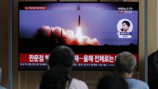 Νέους πυραύλους εκτόξευσε η Βόρεια Κορέα