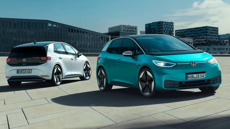 Η VW θεωρεί πως το ηλεκτρικό ID.3 θα αποδειχθεί εξίσου σημαντικό με το Σκαραβαίο και το Golf