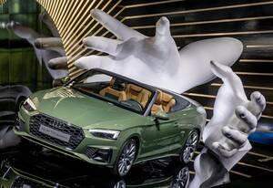 Audi A5 4.0 TDI Quattro
