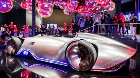 Τα παράξενα μοντέλα αυτοκινήτου της έκθεσης της Φρανκφούρτης