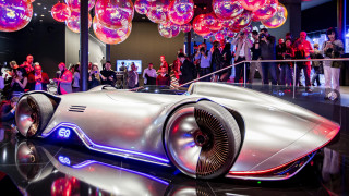 Τα παράξενα και τα περίεργα της Έκθεσης Αυτοκινήτου της Φρανκφούρτης
