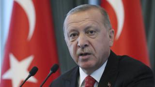 Ερντογάν: Η Τουρκία δεν μπορεί να αντεπεξέλθει σε νέο κύμα προσφύγων από τη Συρία