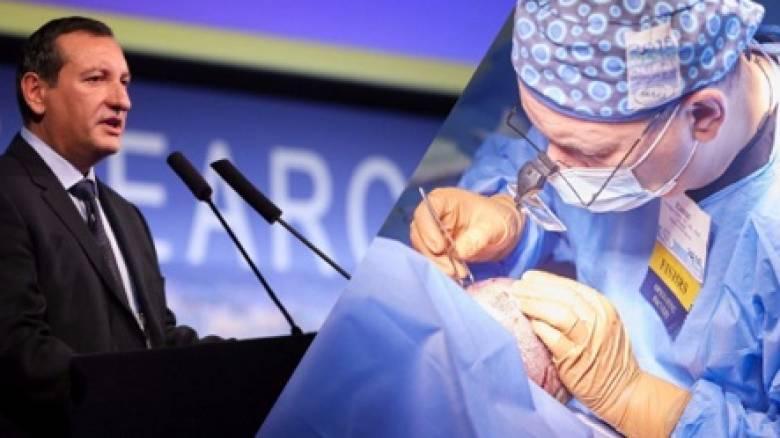 Δρ Γεώργιος Ζώντος: Το Follysis φέρνει την επανάσταση στη μεταμόσχευση μαλλιών