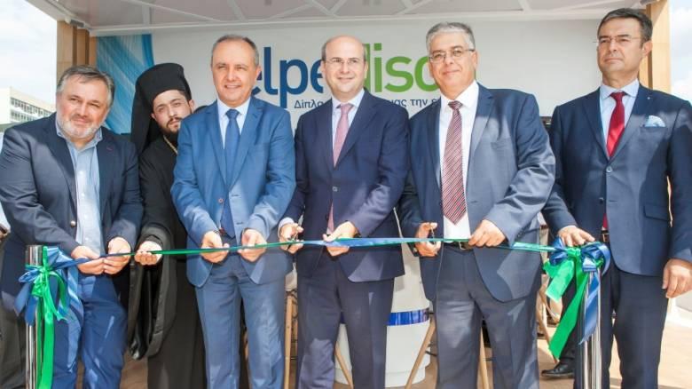H ELPEDISON εγκαινίασε το νέο της εταιρικό περίπτερο στην 84η ΔΕΘ