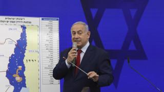 Προεκλογική δήλωση «βόμβα» Νετανιάχου: Απειλεί με προσάρτηση της Κοιλάδας του Ιορδάνη