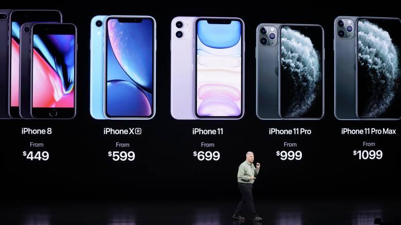 iPhone 11: Αυτά είναι τα νέα κινητά της Apple