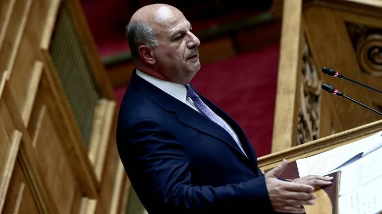 Nομοσχέδιο για τον θεσμό της διαμεσολάβησης προανήγγειλε ο Τσιάρας