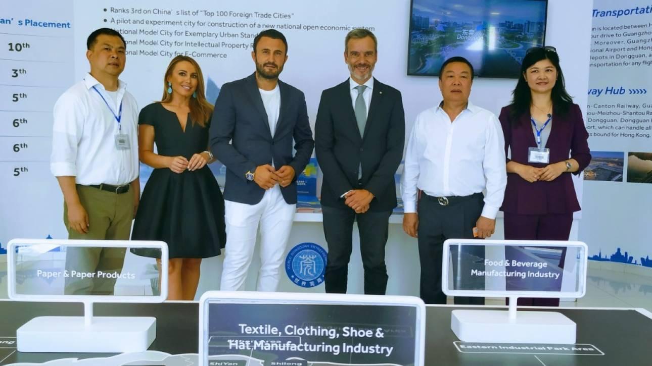 Μεγάλες προοπτικές ανάπτυξης για την Θεσσαλονίκη δημιουργεί το νέο Pavilion της κινεζικής Dong Guan