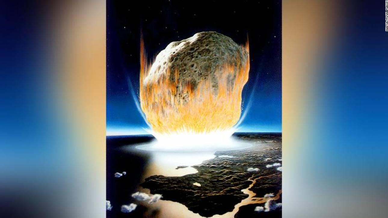 Όσο 10 δισ. πυρηνικές βόμβες: Ο τρομακτικός αστεροειδής που αφάνισε τους δεινοσαύρους