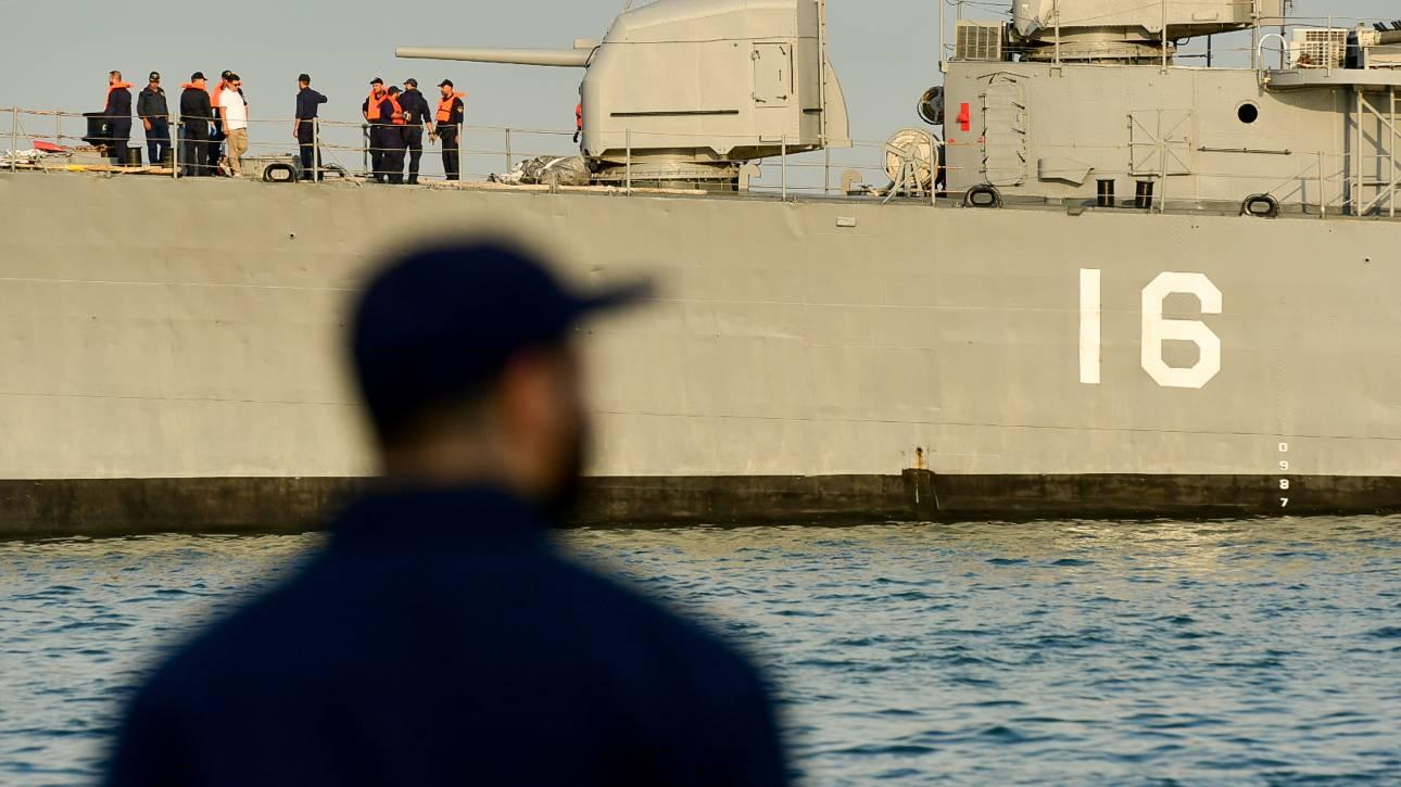 Πέτσας: Η κλοπή στρατιωτικού υλικού από τη Λέρο έγινε σταδιακά και επί ΣΥΡΙΖΑ